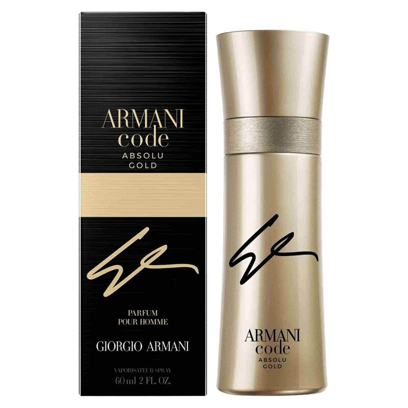 Armani Code Absolu Gold парфюмерная вода